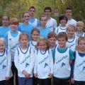 Sechs Siegen feierte der TV Sulzfeld bei den Waldlaufmeisterschaften