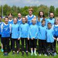 Gelungener Saisonauftakt für die Leichtathleten des TV Sulzfeld