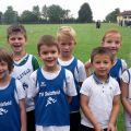 Die Sulzfelder Leichtathletik-Kids beim Kinderturnfest