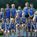Die Sulzfelder Leichtathleten bei den Kreismeisterschaften in Eppingen