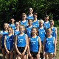 Insgesamt 31 Titel holte das junge Sulzfelder Team bei den Kreismeisterschaften
