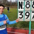 Starke 39,73 m im Diskuswurf brachten Silas Lindenau die Silbermedaille