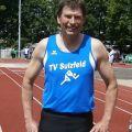 Peter Götter verabschiedet sich von der Leichtathletik