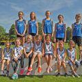 Das Kinderleichtathletik-Team des TV Sulzfeld dominierte beim Heimwettkampf