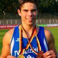 Gold- und Bronzemedaille für Silas Lindenau bei den Deutschen Meisterschaften