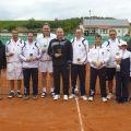 Die Endspielteilnehmer der Doppelvereinsmeisterschaften 2011