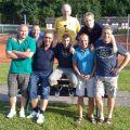 Die Aufstiegs-Mannschaft der Herren 40 des TV Sulzfeld