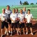 Sulzfelder Team der Herren 50 Spielgemeinschaft