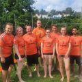 Unsere Beach-Volleyballer